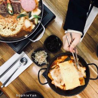 伦敦美食 好吃的韩餐藏在soho区...