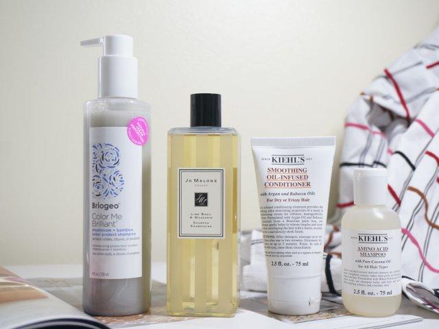 洗护 / 近期新入手的洗发水们