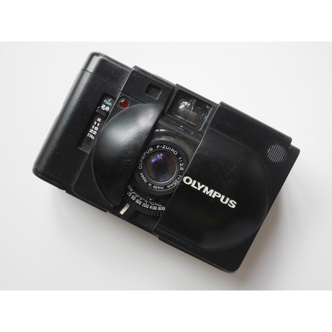 相机店入的古董相机📷