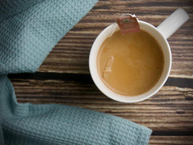 如何在家煮原味奶茶