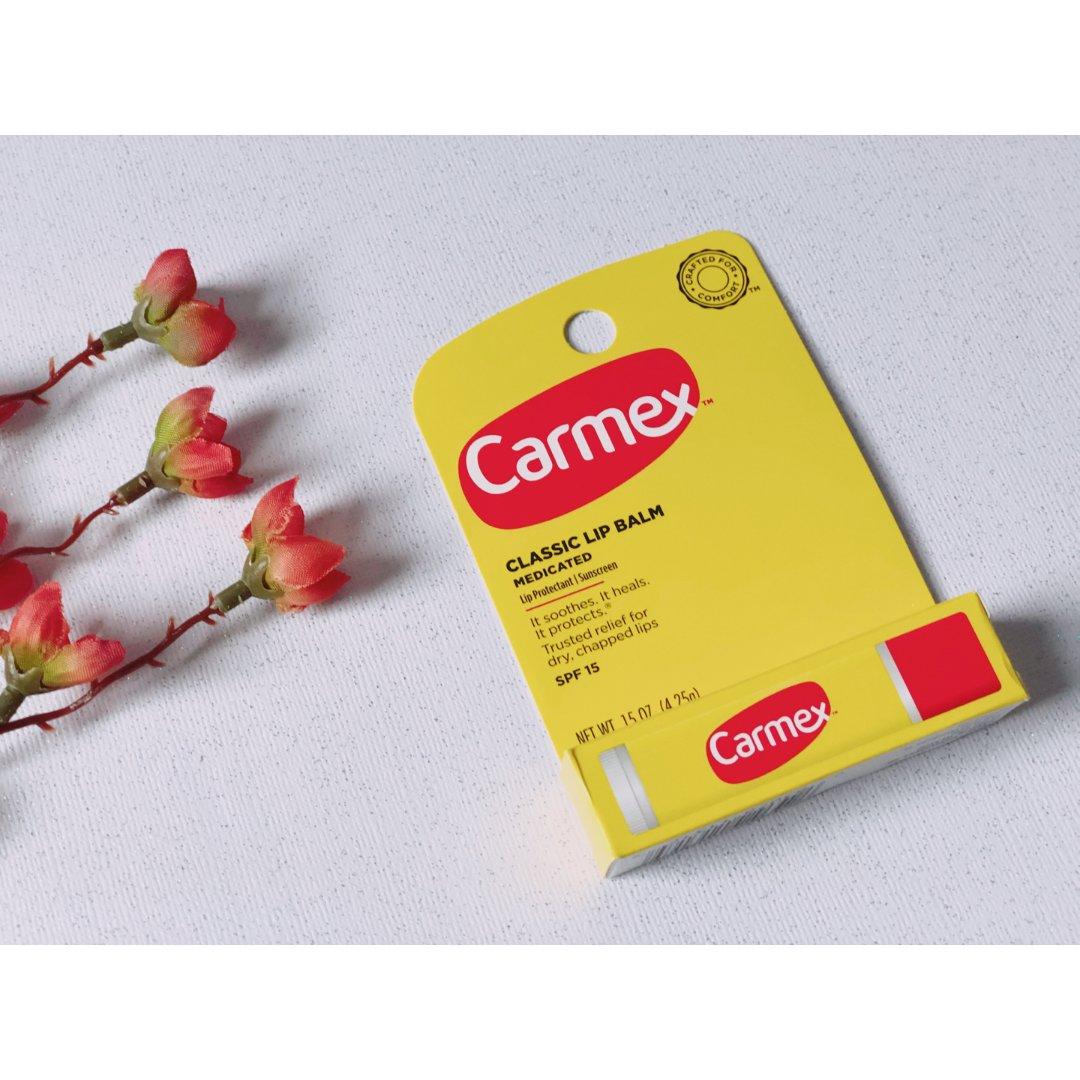 冬天必备/Carmex润唇膏