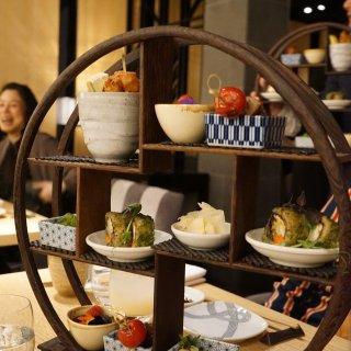伦敦美食 超好吃的银座小野寺,下午茶也惊...