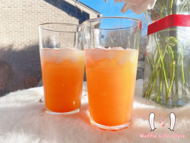 ❣美食❣ 一杯清甜美味的港式雜果賓治 🍹