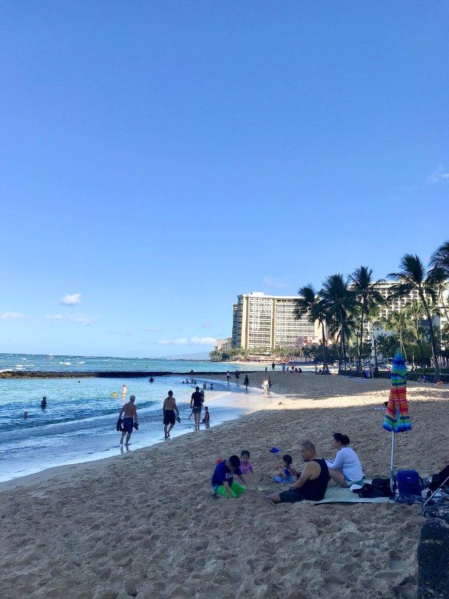 旅游|Waikiki Beach