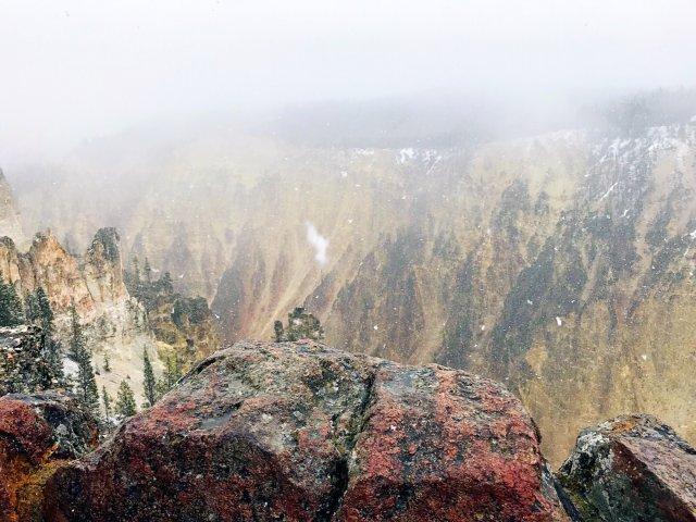 旅游攻略分享 | 黄石国家公园(第...
