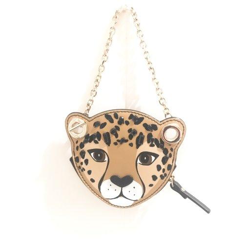 Tjmaxx买什么|kate spade豹子小钱包