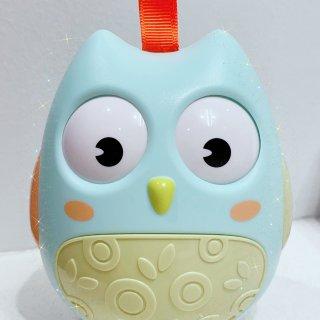 婴幼儿玩具超推荐|super萌 不倒翁猫...