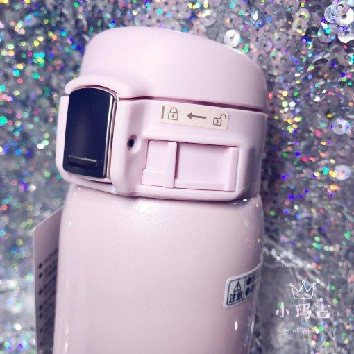 剁手也要买买买】 象印珍珠粉色保温杯❤️