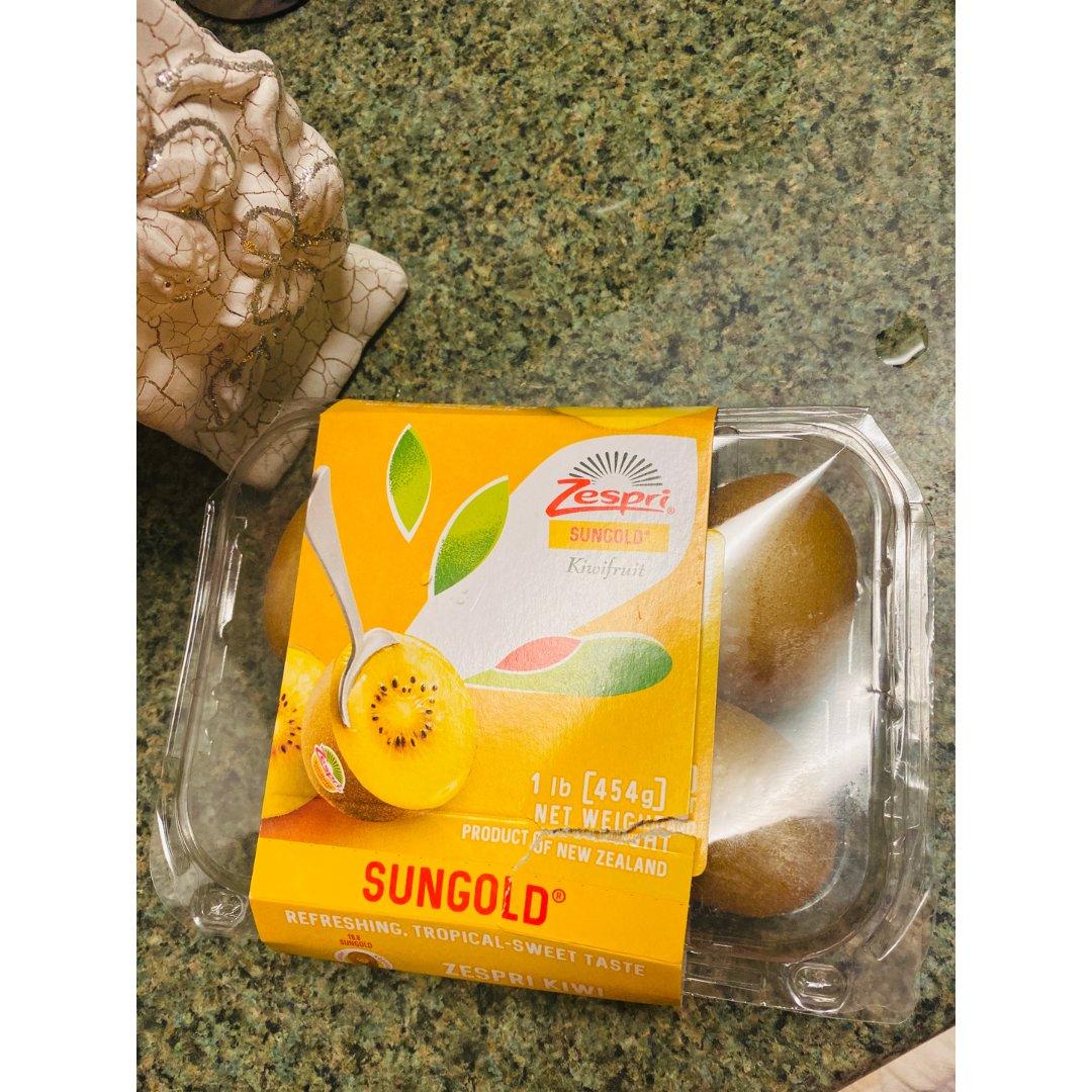 饭后水果—黄奇异果