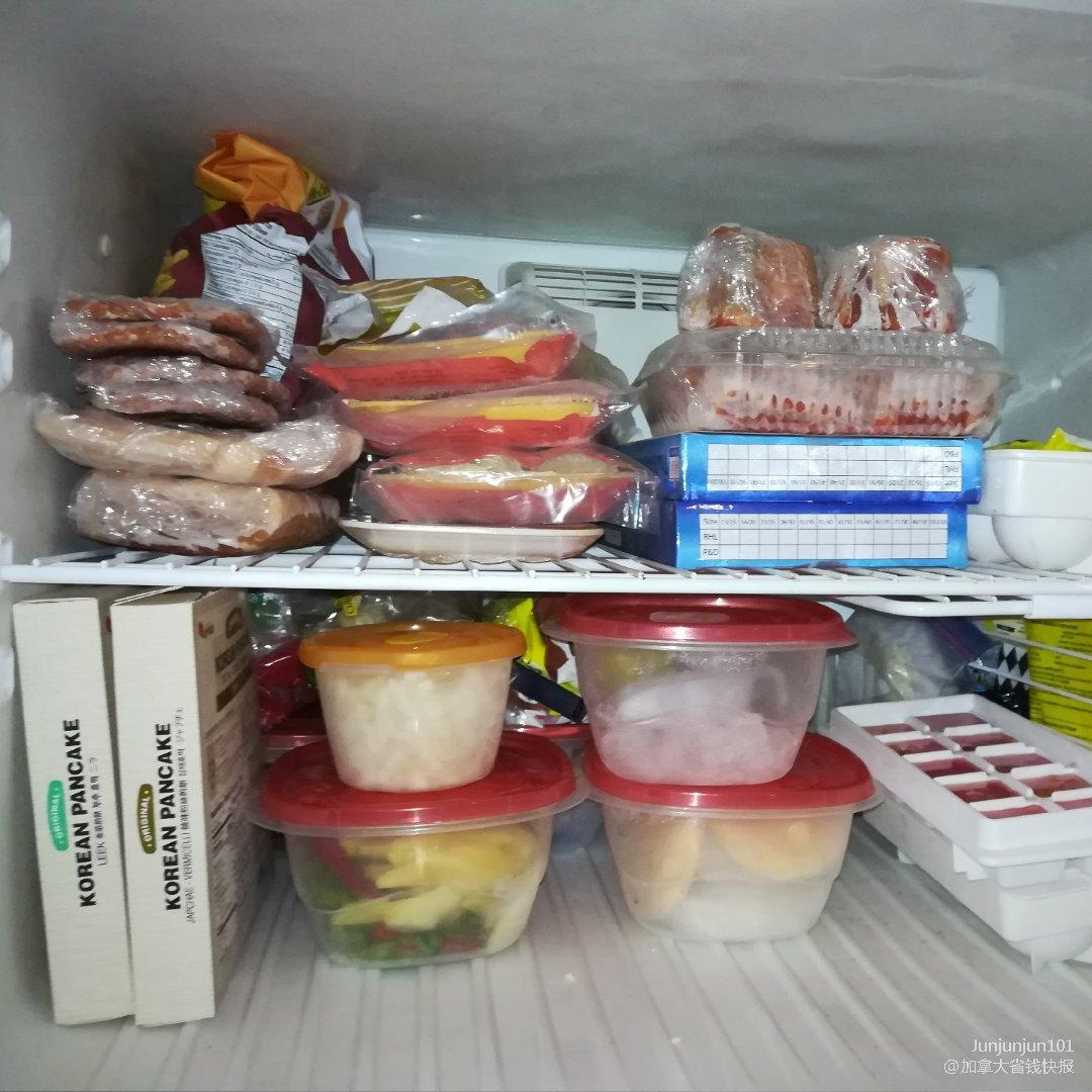 晒晒冰箱⛄