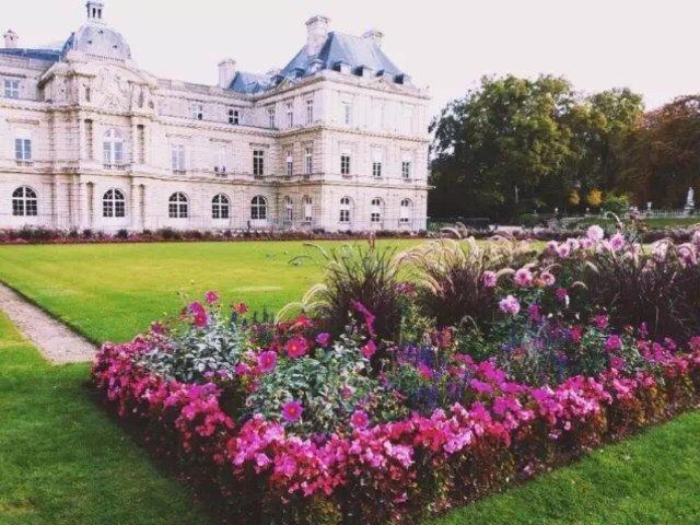 巴黎⛲️——Jardins Du ...