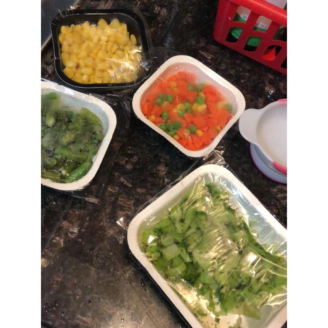 不浪费:利用冰箱材料做美食