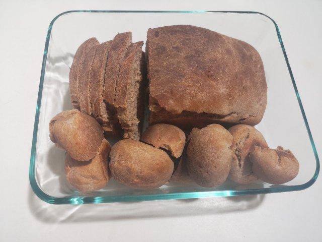 快手全麦面包,减脂主食一次搞定!