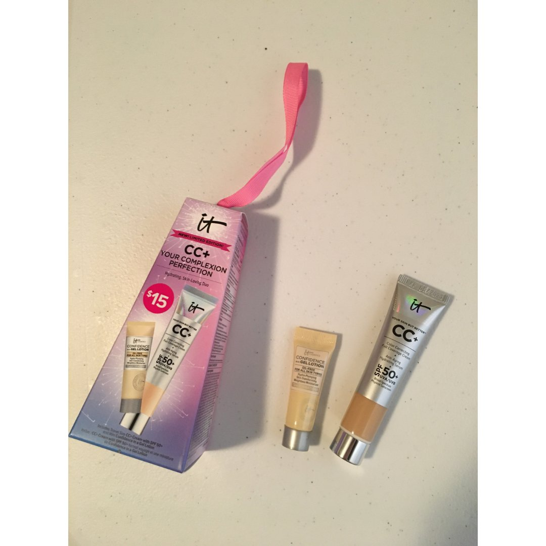 it cosmetics cc霜套装