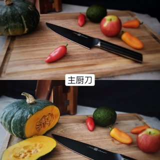 Hanmaster刀具众测:拥有一套好刀具,从此爱上下厨房