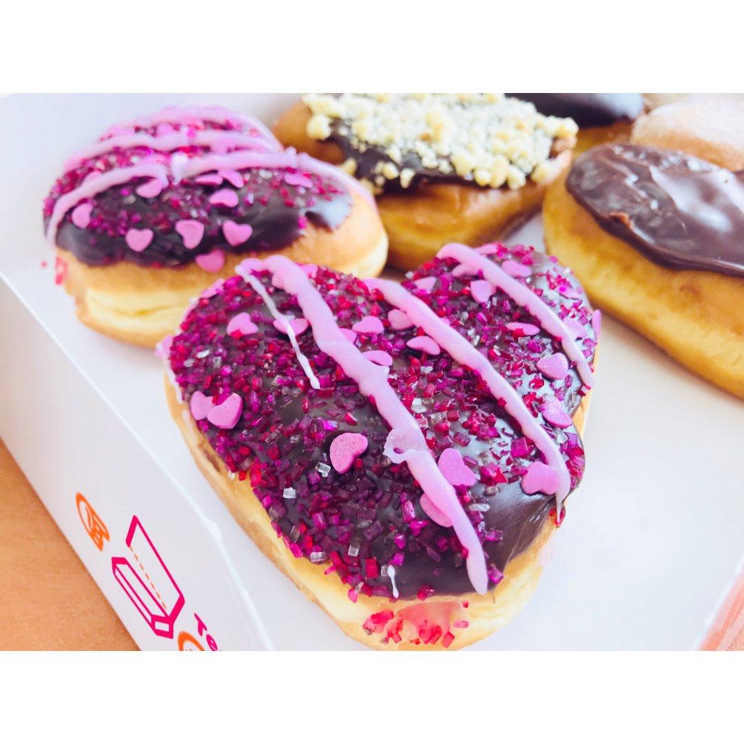 ❤️🍩爱心甜甜圈🍩