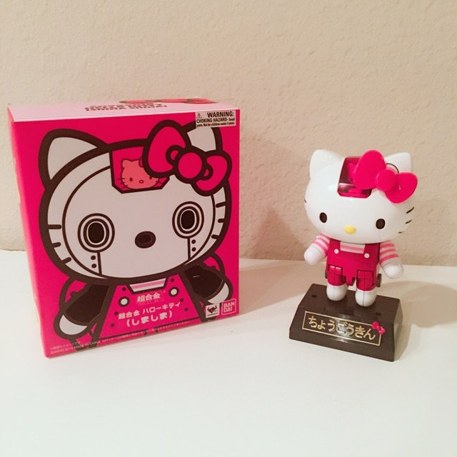 金刚Hello Kitty<br ...