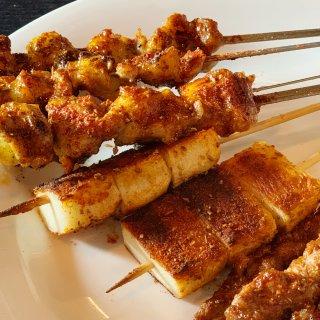 【那滋味串吧】试吃体验 撸串 朝鲜小食 东北菜