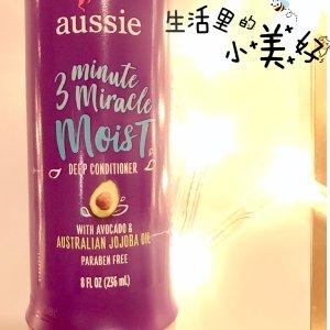 Aussie 3分钟奇迹修复发膜 适合干枯发质