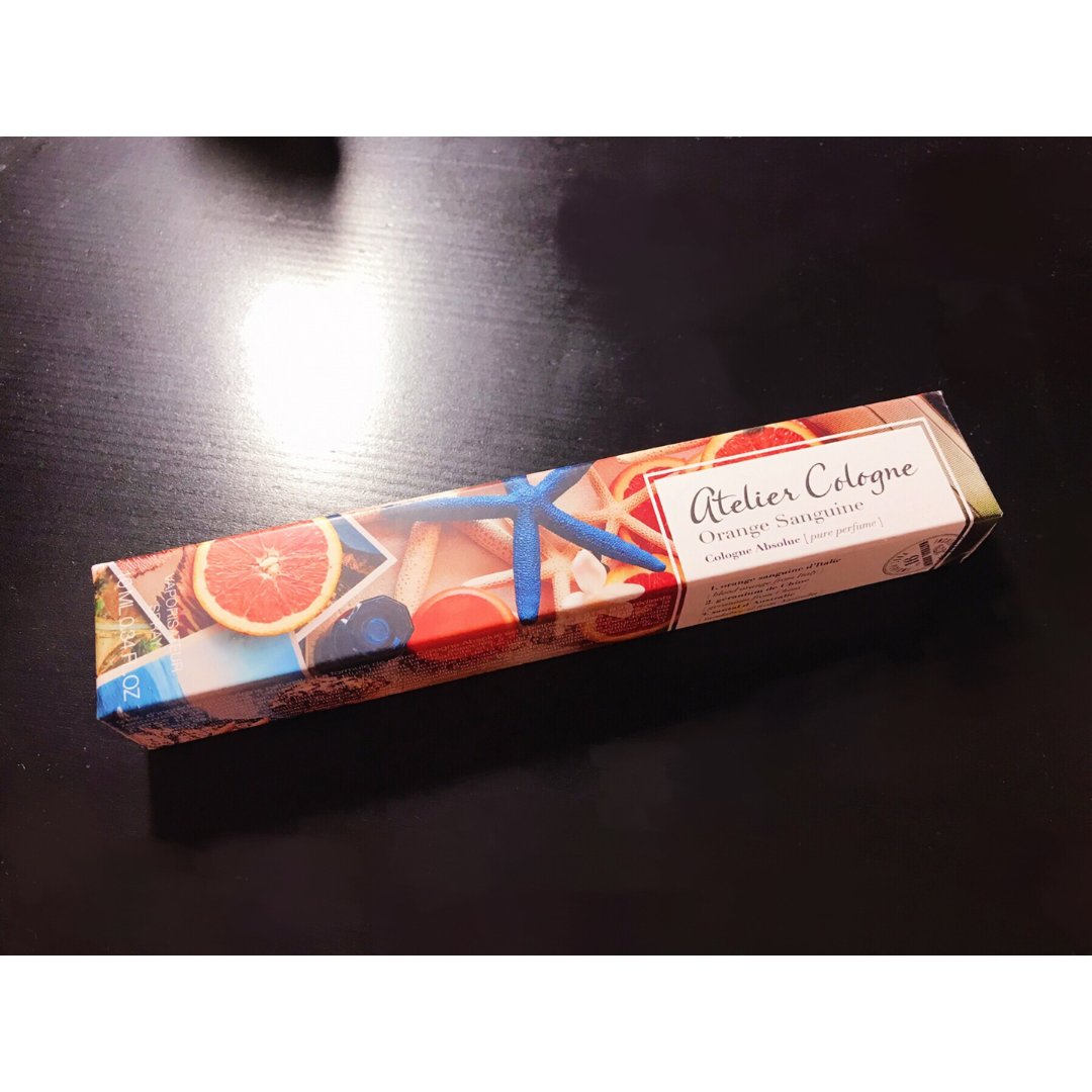 黑五2.1 清新橙香的欧珑Oran...