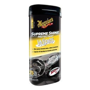 $4.19Meguiar's G4000 Supreme Shine Hi-Gloss Wipes