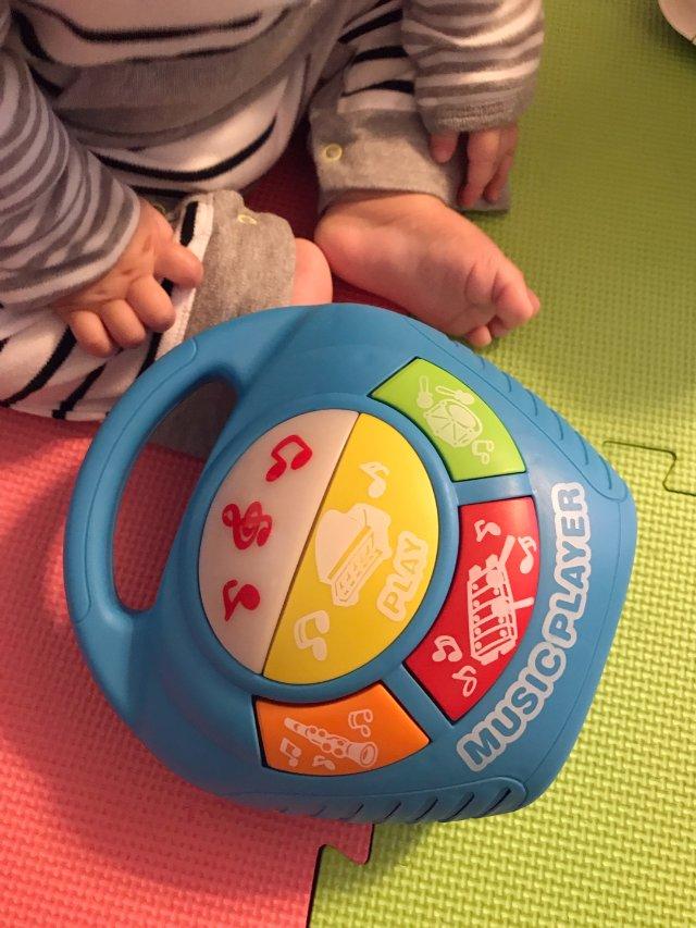 小孩子都喜欢的音乐玩具