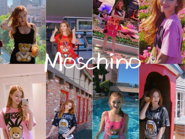 穿搭|Moschino莫斯奇诺美衣...