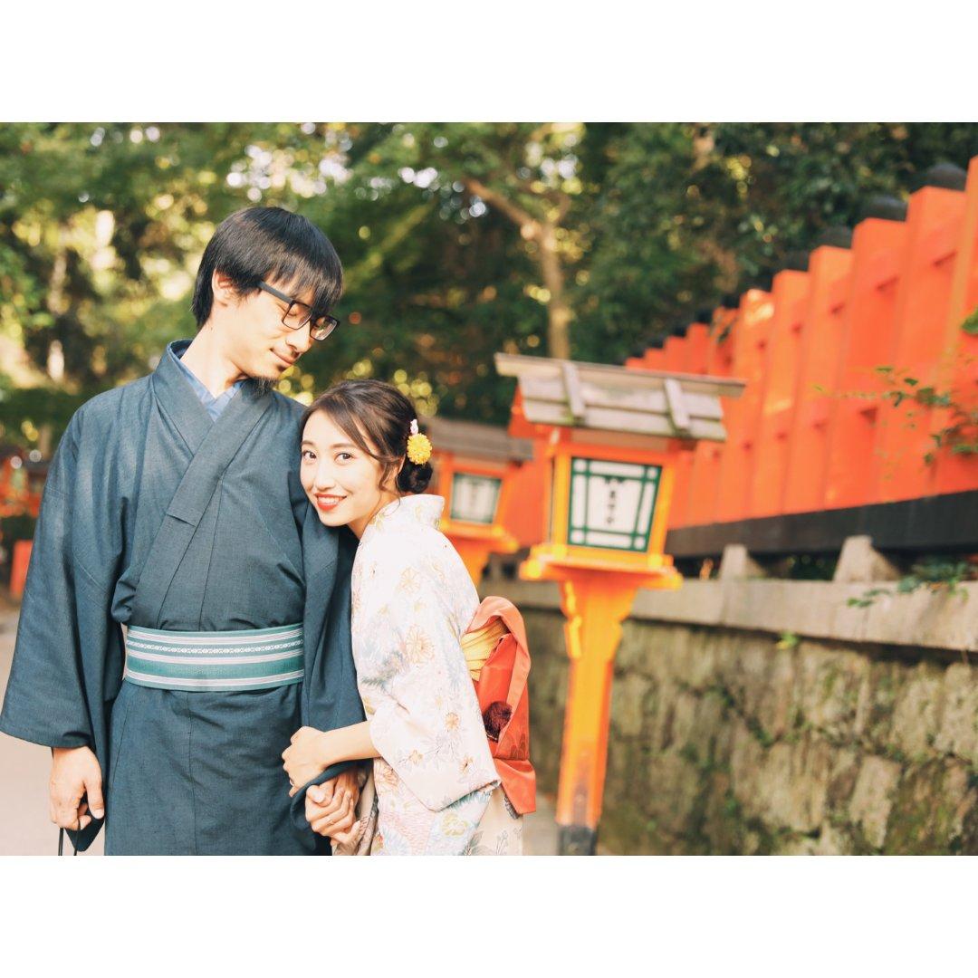 京都和服旅拍