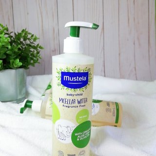 Organic Micellar Water with Olive Oil an