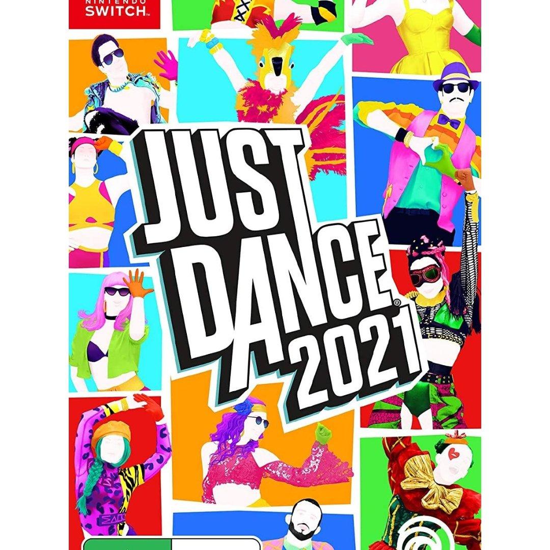 just dance2021 来啦!...