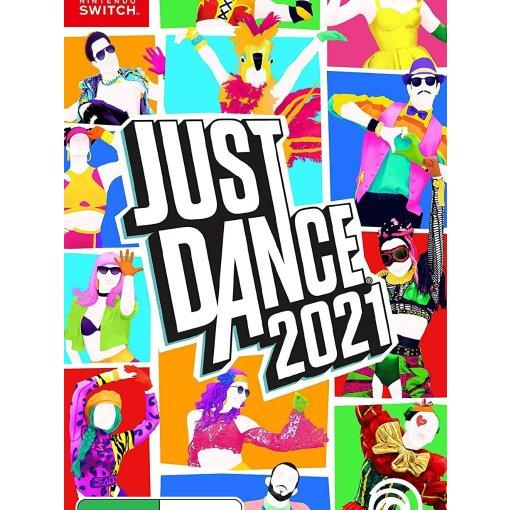 just dance2021 来啦!