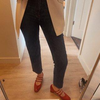法式风情  Carel 小红鞋...
