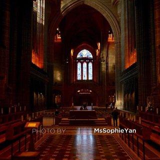 利物浦|利物浦大教堂值得一看...