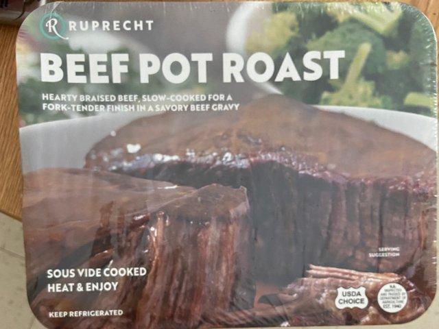 【拔草】beef pot roast