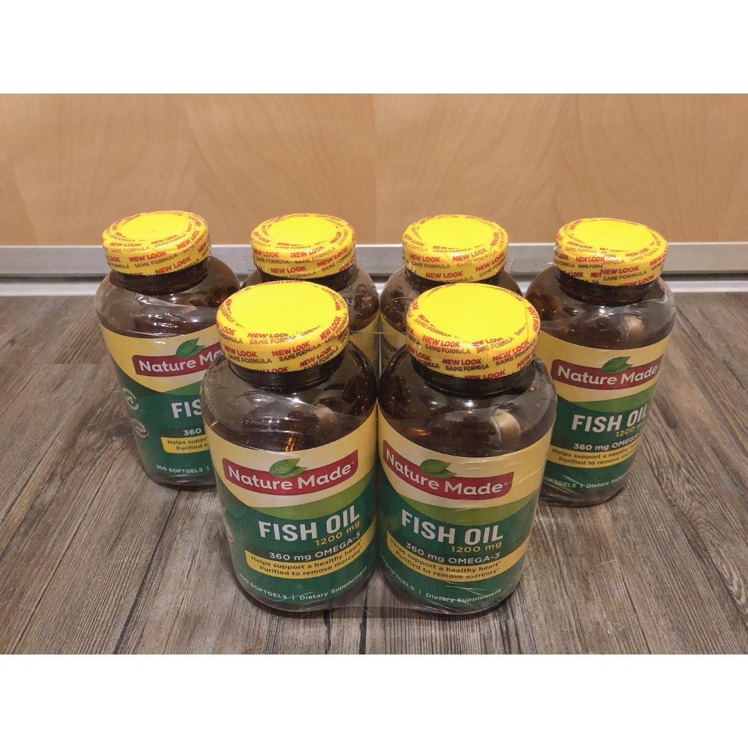 含 omega-3 的鱼油 400...