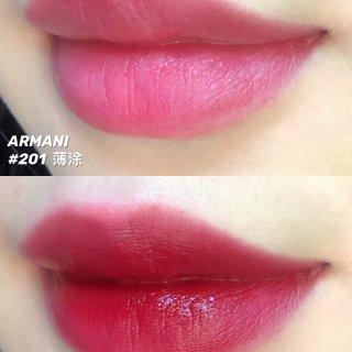 彩妆分享| 这个浆果色真的神仙·阿玛尼2...