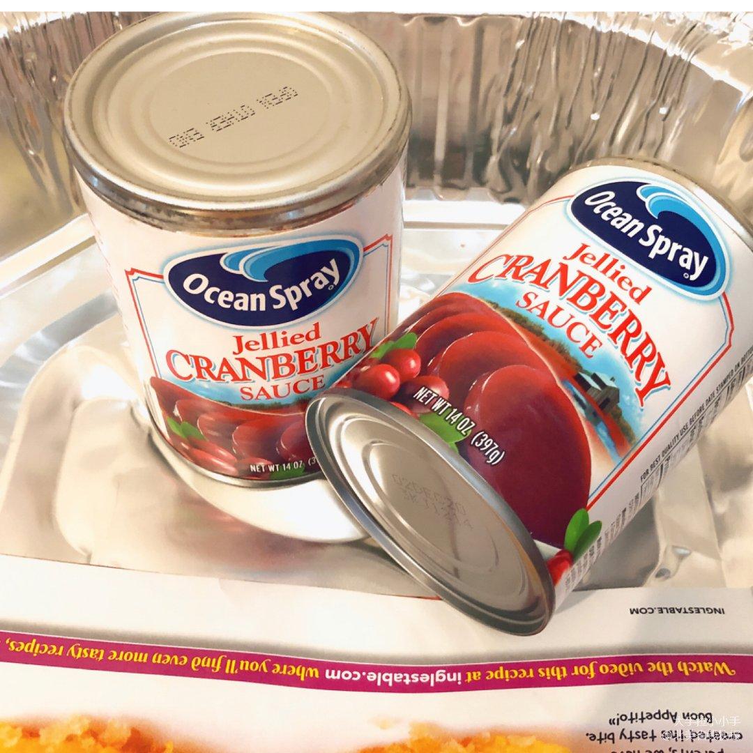 Cranberry Sauce感恩...