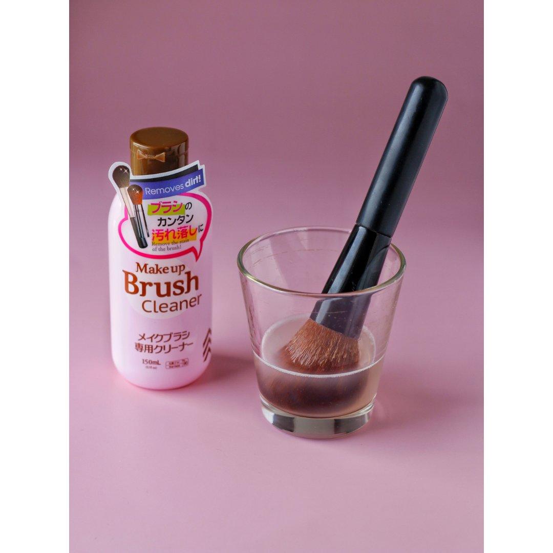 Daiso化妆刷清洁液