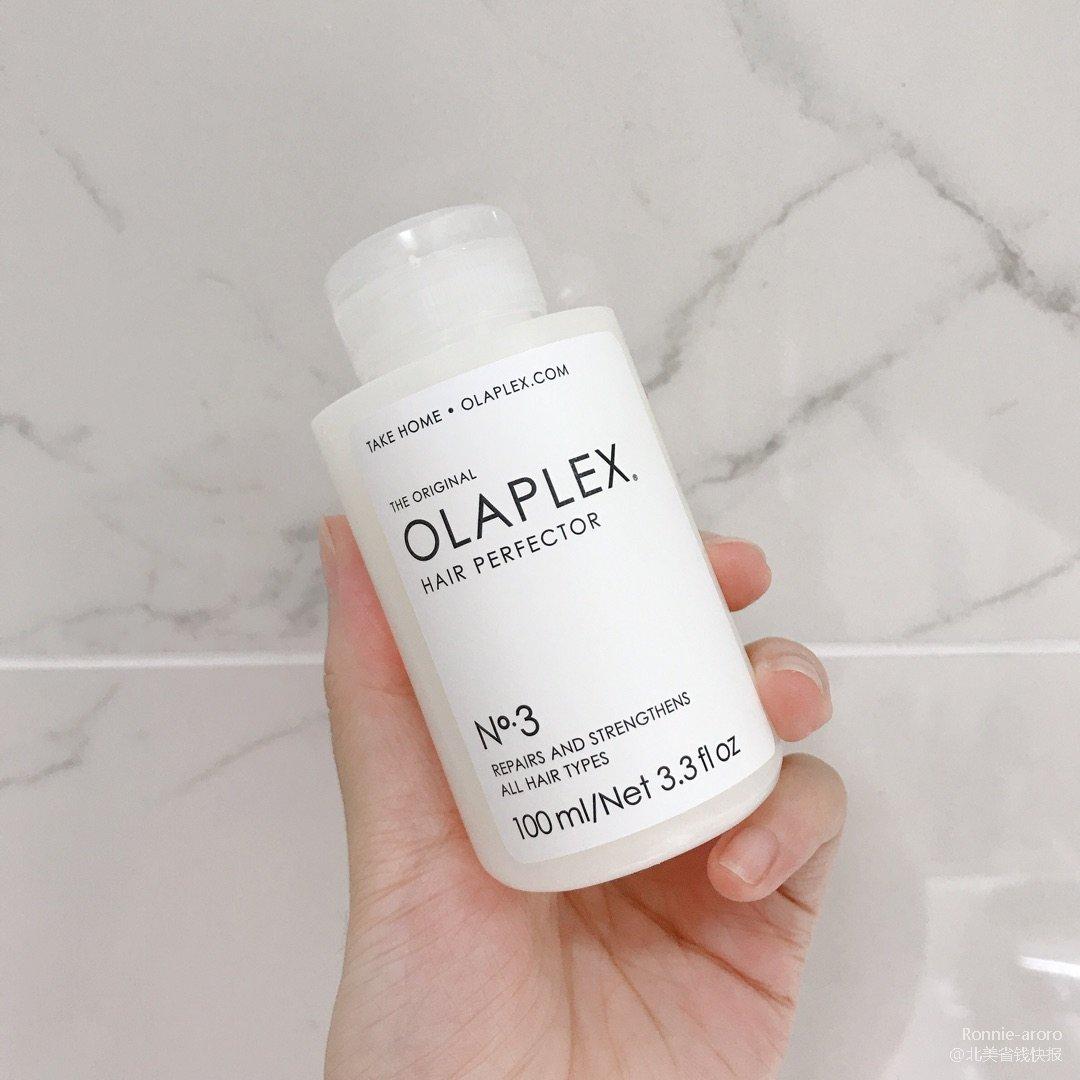 肉泥爱洗头     Olaplex3号,...