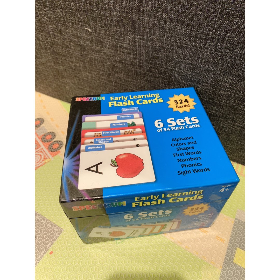 儿童学习卡