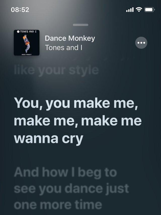 一首歌的推荐