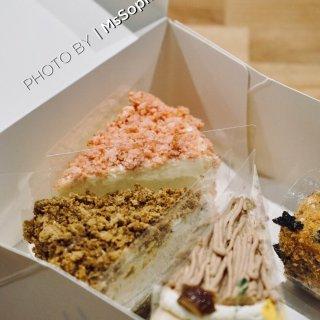 伦敦美食 好吃的蛋糕在帕丁顿...
