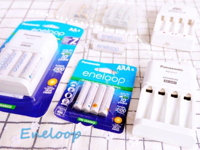 Eneloop充电电池🔋爱老婆就给...