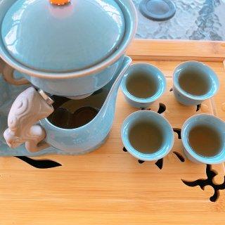 宅家有空喝喝茶...