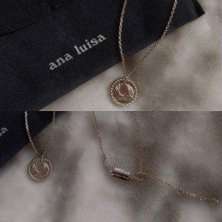 安曰|小首饰-Ana Luisa项链...