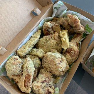伦敦最好吃的韩式炸鸡❤️Cheemc...