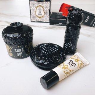 黑色蔷薇 | Anna Sui彩妆新品