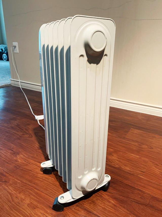 有电暖器冬天