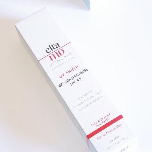 投喂   敏感肌可用的Elta MD防晒