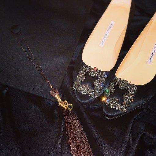 毕业典礼高跟鞋推荐   好看又不累脚😍